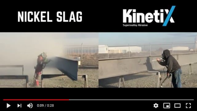 Field Demonstration: Superoxalloy vs. Nickel Slag